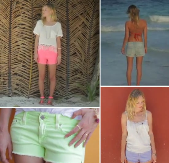 JewelMint's Latest Fashion Film: Get Kate Bosworth's Mexico Looks