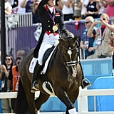 Individual Dressage Gold