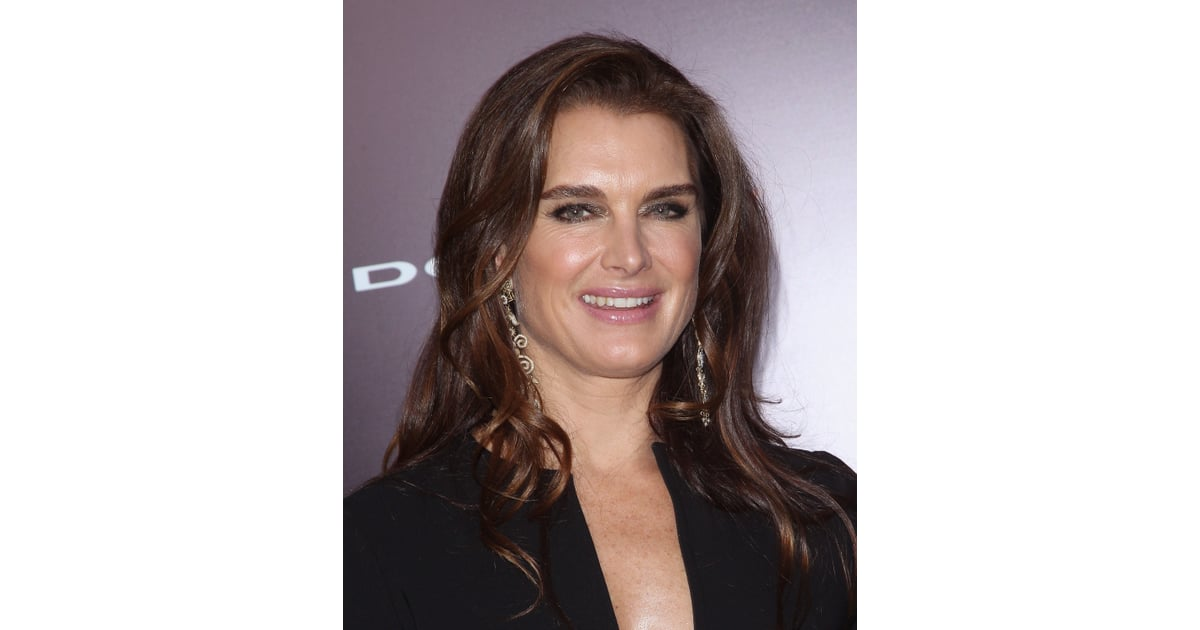 Brooke Shields Best Celebrity Eyebrows Popsugar Beauty Photo 3
