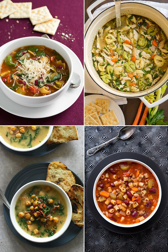 Italian Soup Recipes | POPSUGAR Food UK