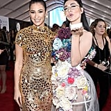 Pictured: Lexy Pantera and Qveen Herby