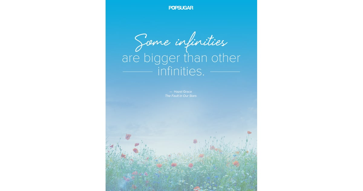 The Best Quotes From The Fault in Our Stars | POPSUGAR ...