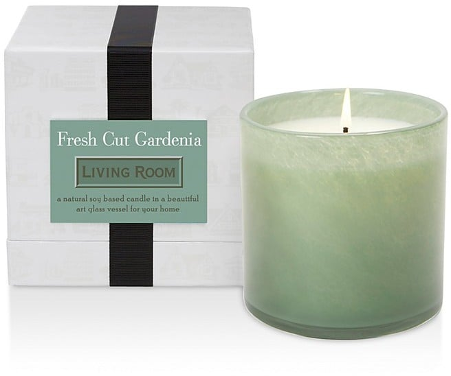 Fresh Cut Gardenia Living Room Candle ($60)