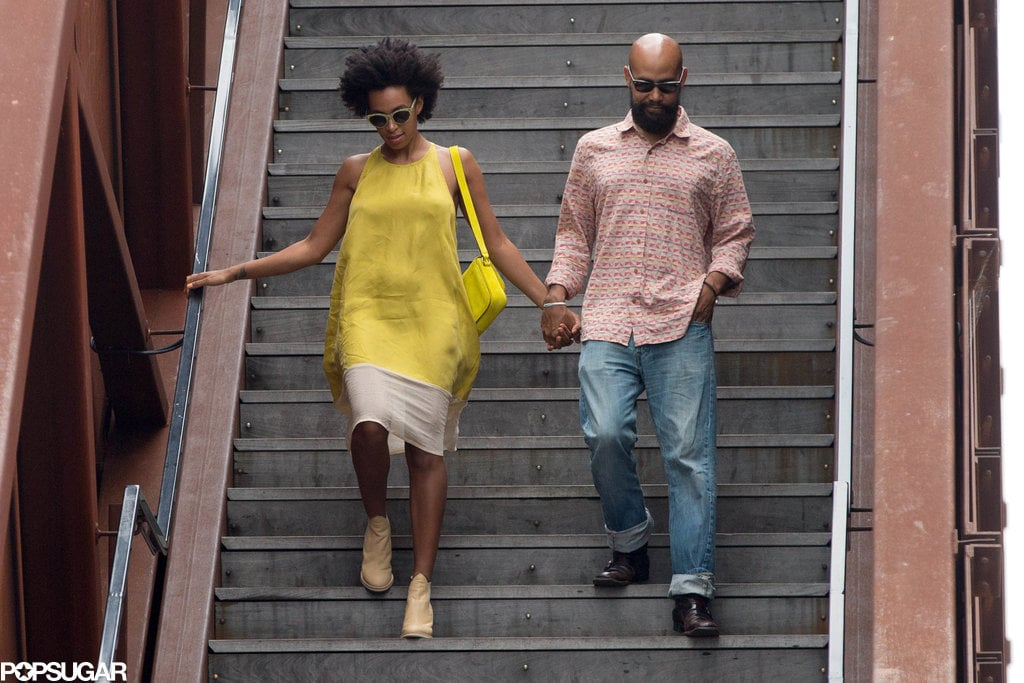 Want more?  We have photos of Solange out for the first time since her scandal broke. And you can also see throwback photos of Beyoncé and Solange here.