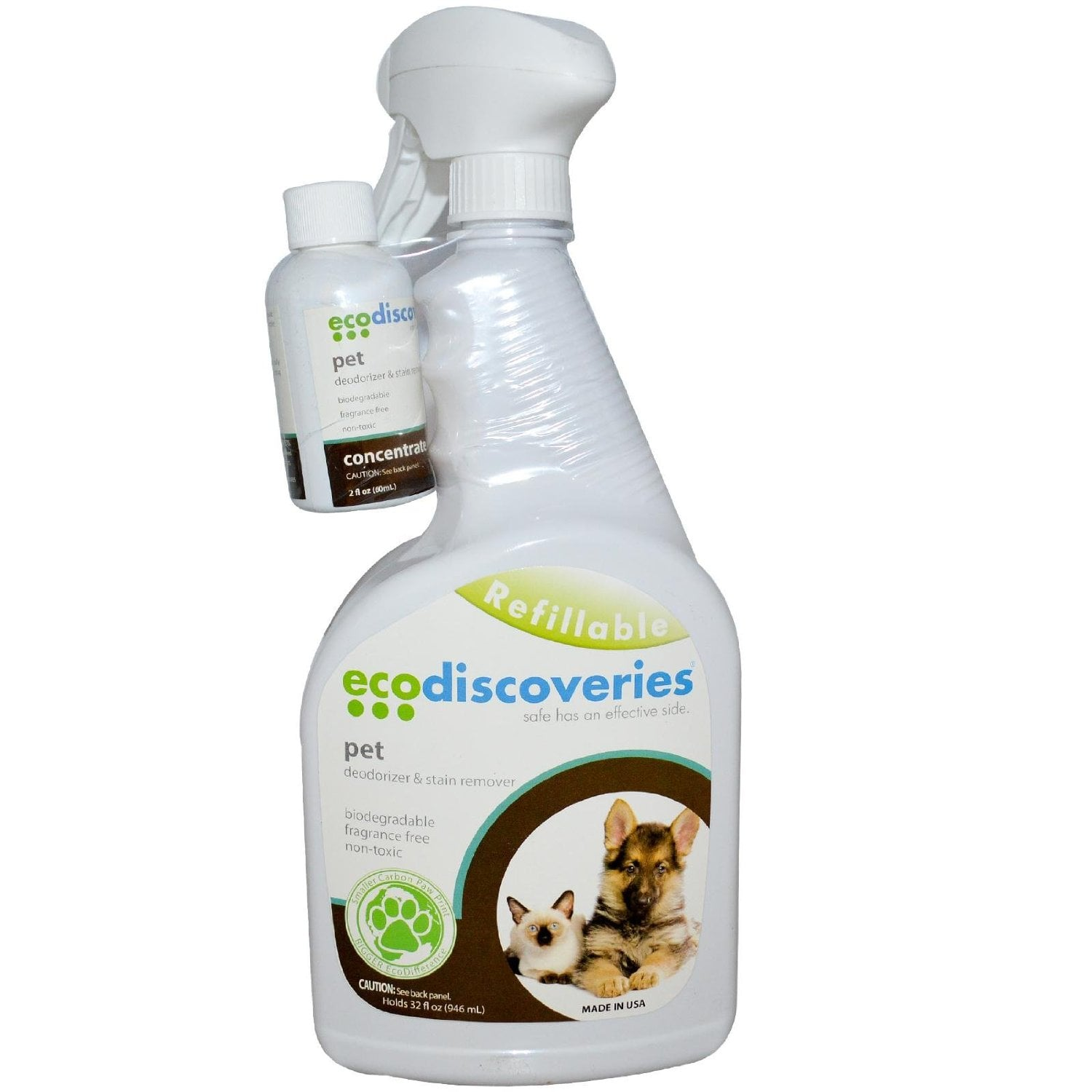 Eco-Pet Deodorizer and Stain Remover