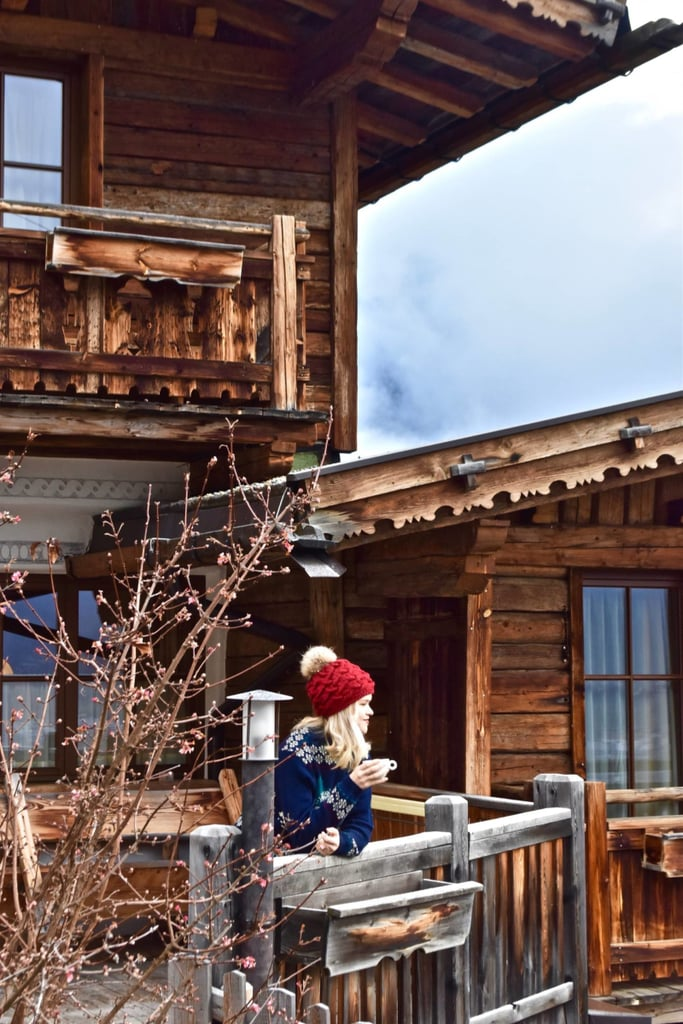 Rent a Chalet in the Alps
