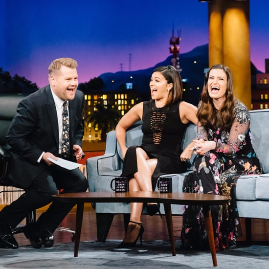 Idina Menzel Tells Gina Rodriguez How She Lost Her Virginity