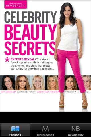 Celebrity Beauty Secrets, $5.49