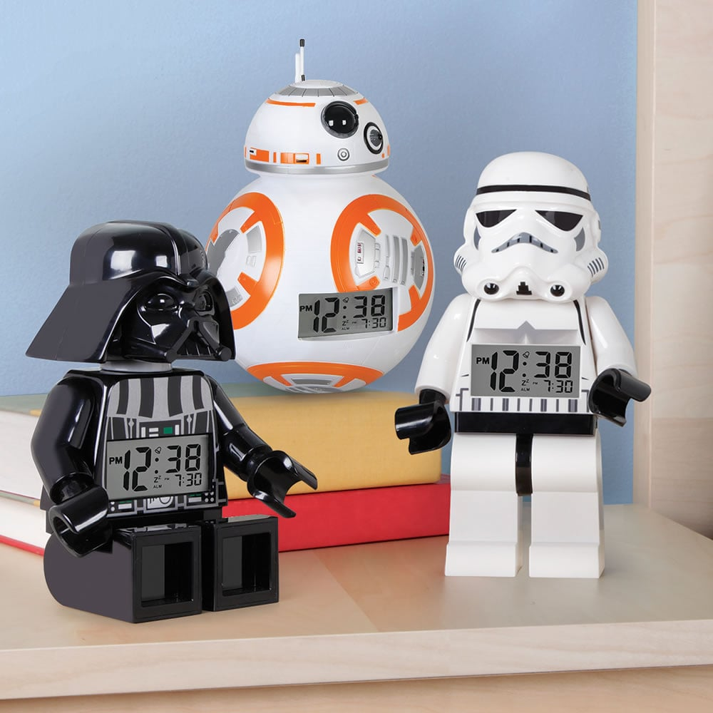 Wake You I Can Star Wars Clock