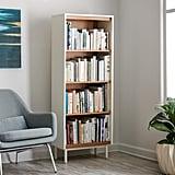Modrn Scandinavian Finna Tall Bookcase