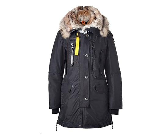 Parajumpers Kodiak Black Down Parka