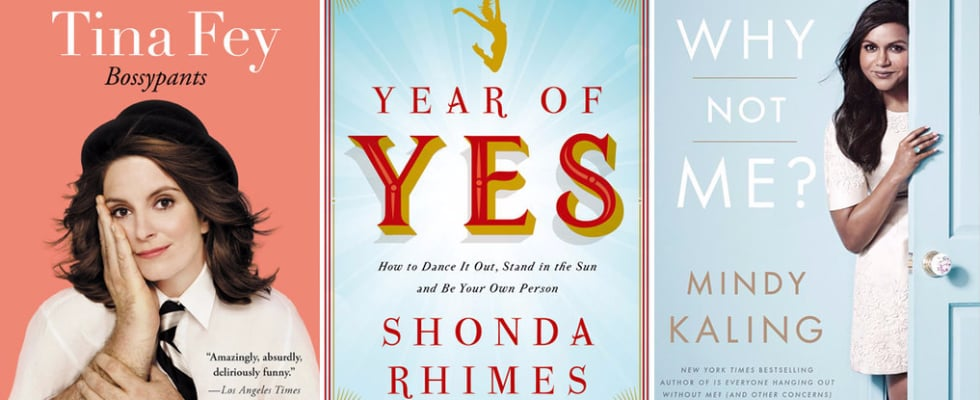 Best Books by Celebrity Women