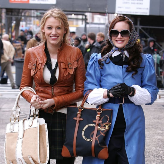 Blair Waldorf and Serena Van Der Woodsen Hair on Gossip Girl