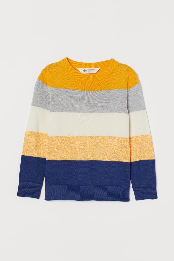 Fine-knit Sweater