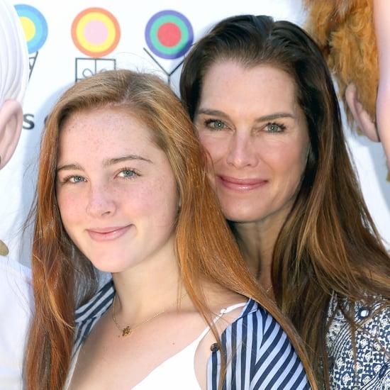 Brooke Shields and Her Daughter Rowan Got Matching Tattoos