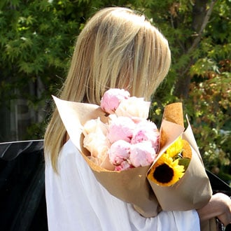 Guess Who's Buying Beautiful Fresh Cut Flowers?
