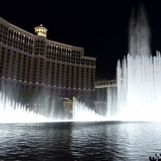 Las Vegas VIP Package to Control Bellagio Fountains