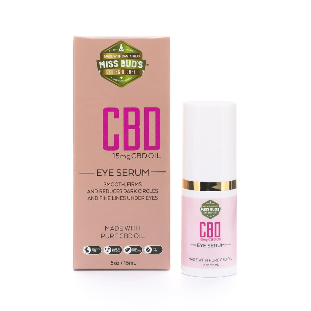 Miss Bud's 15mg Hemp-Derived CBD Eye Serum