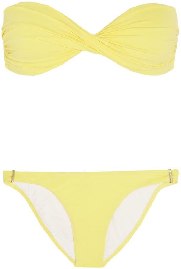 Melissa Odabash Martinique Bandeau Bikini ($189)