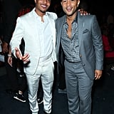 T.I. and John Legend