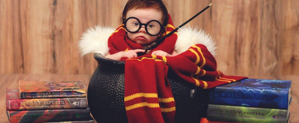There's a Reason Everyone Is Obsessed With This Baby's Harry Potter Photo Shoot