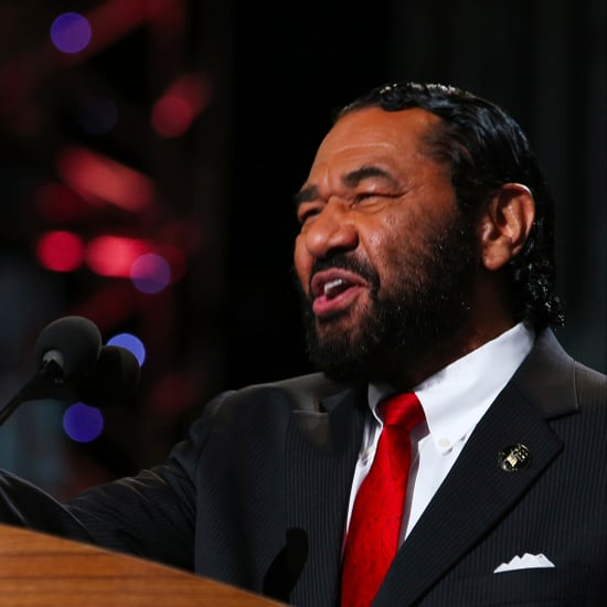 Representative Al Green Calls For Trump's Impeachment