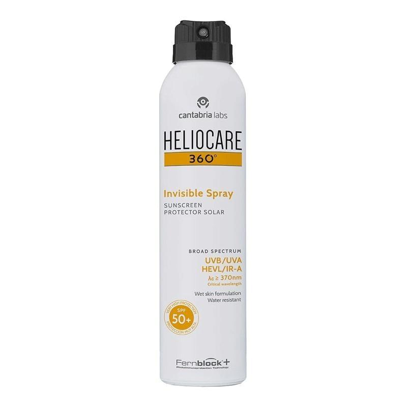 Heliocare 360 Invisible Spray SPF 50
