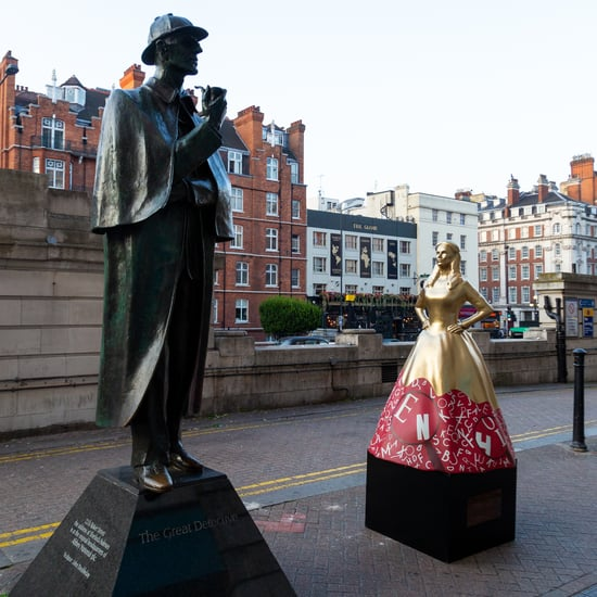 Female Statues Erected Around UK to Celebrate Enola Holmes
