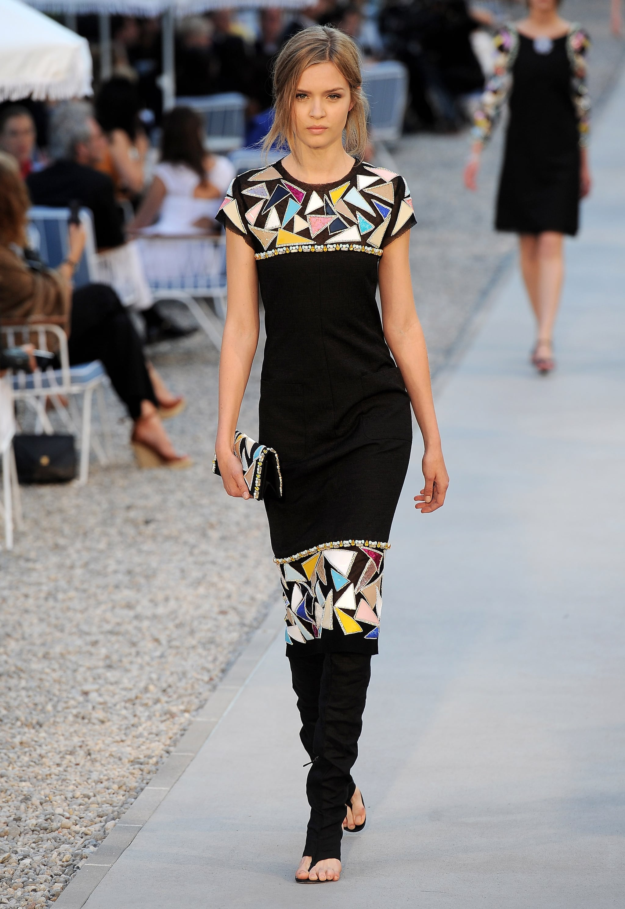 Runway Pictures of the Chanel Cruise Collection 2011/2012 ...