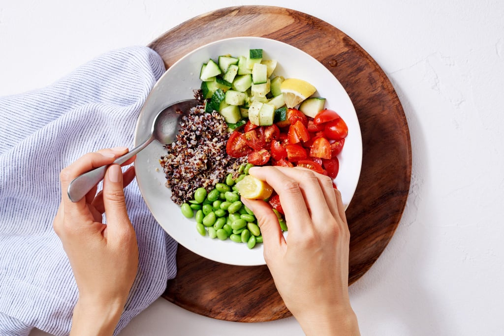 Making Your Portions Too Big | How to Lose Weight on a Vegan
