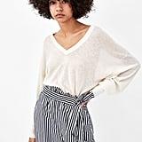Zara Paperbag Waist Pant