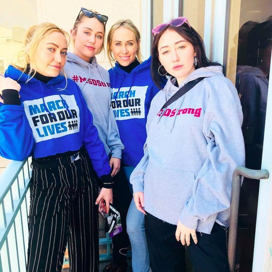 Celebrities at March For Our Lives