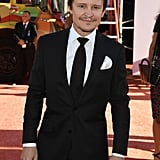Damon Herriman at the Once Upon a Time in Hollywood LA premiere.