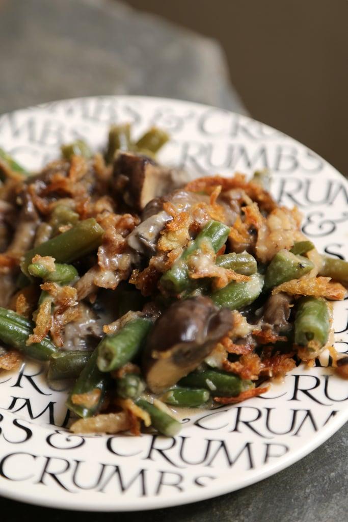 Slow-Cooker Green Bean Casserole