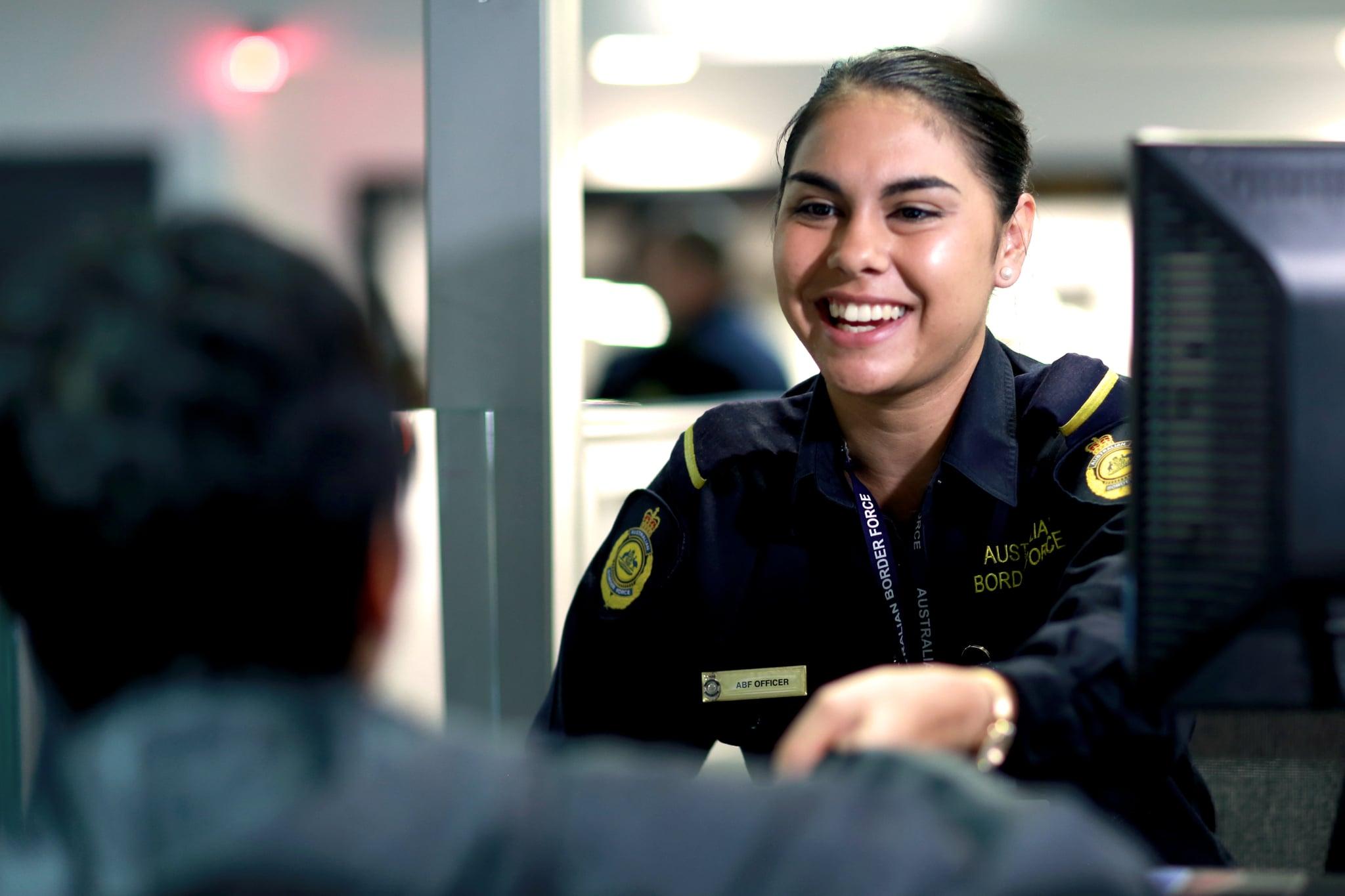 Get a Job With Australian Border Security   POPSUGAR