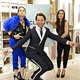 Behind the Seams: Celebs Celebrate Derek Blasberg's Classy in LA