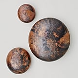Renata: Global Views Burnt Copper Wall Disc