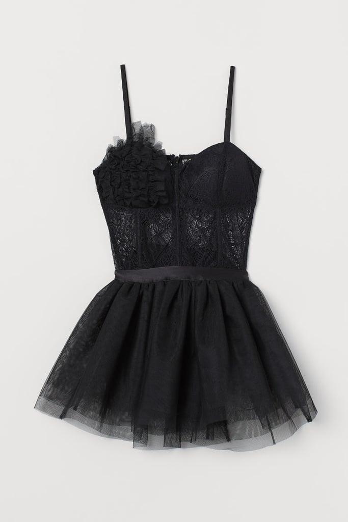 H&M Lace Ballet Costume