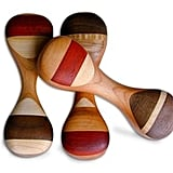 Heirloom Wooden Baby Rattle ($32)