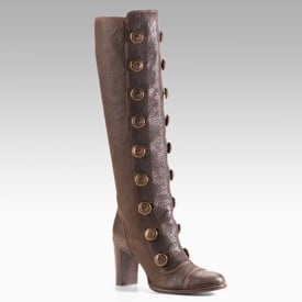 The Look For Less: Dolce & Gabbana High-Button Boots
