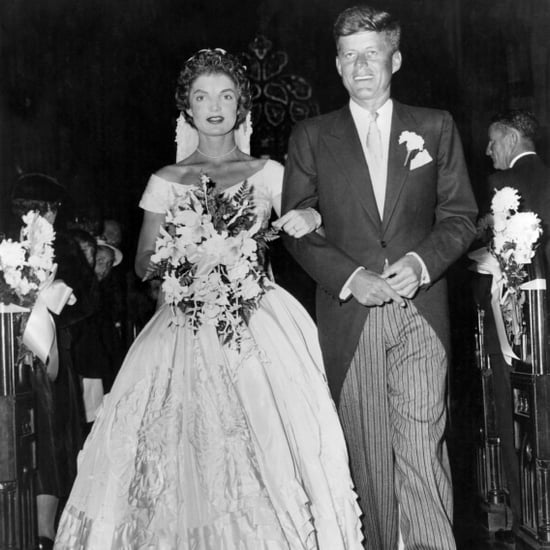 Jackie and John F. Kennedy Wedding Details