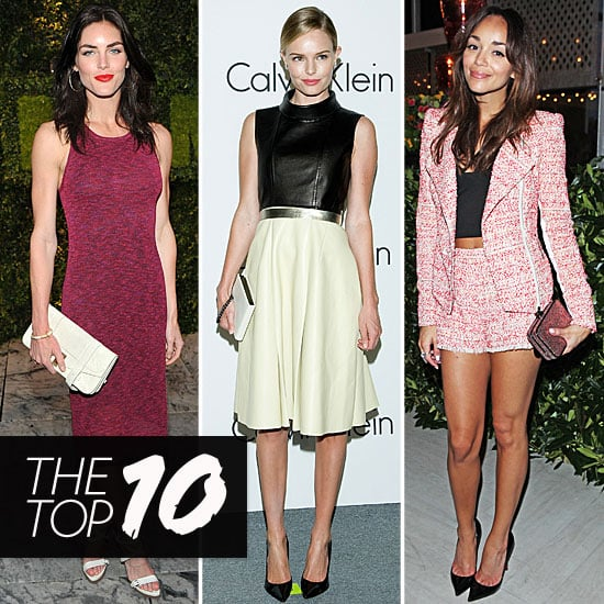 Best Celebrity Style May 21, 2012