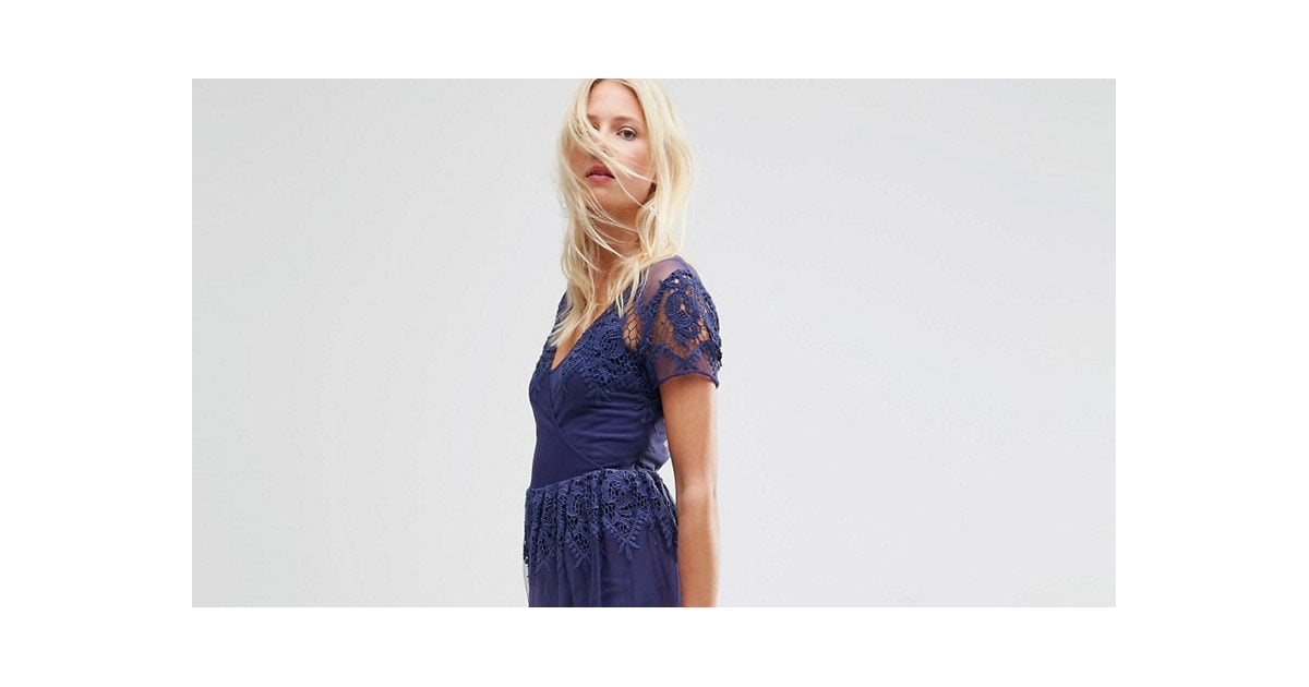 Best Wedding Guest Dresses For Fall and Winter Weddings | POPSUGAR ...
