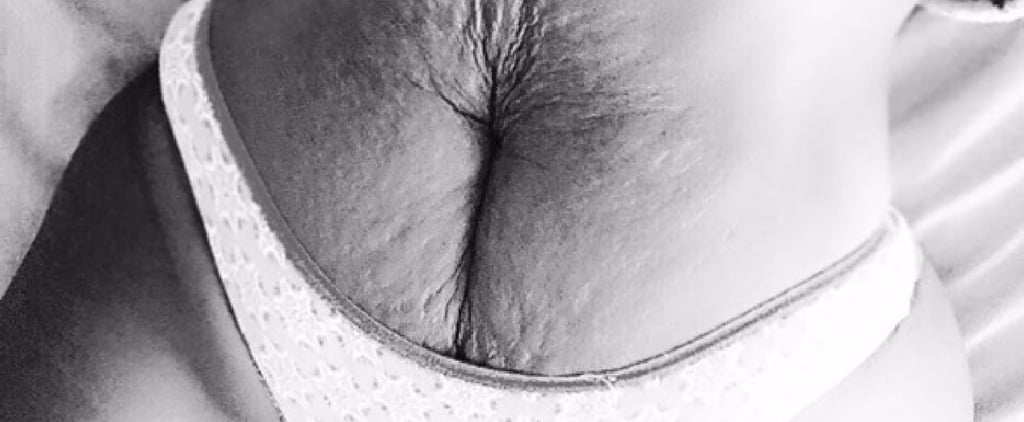 Awesome Mom of 3 Doesn't Care What You Think of Her Stretch Marks