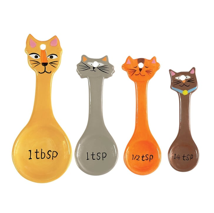 Cat Measuring Spoons | Cute Measuring Cups and Spoons ...