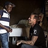 David Beckham in Africa With UNICEF June 2016