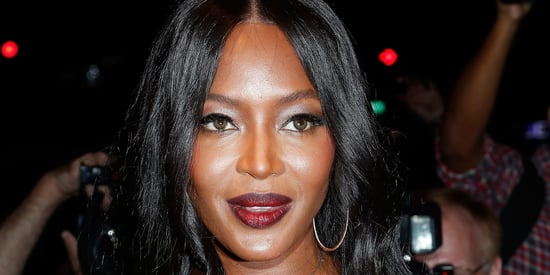 Naomi Campbell Shows Us All How Sheer Is Done At New York Fashion Week