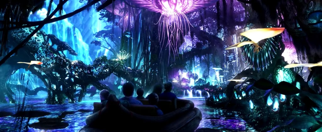Yes, You Can Visit Avatar's Pandora — Find Out Which Disney Park Will Have This Land in 2017