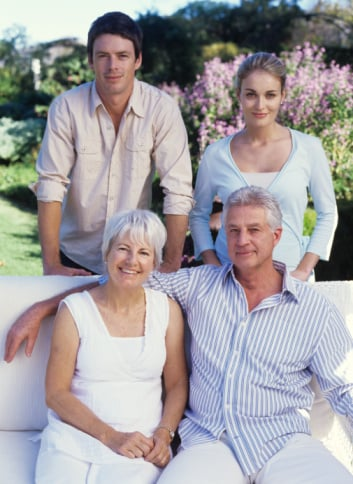 The How-To Lounge: Dealing with Overbearing In-Laws