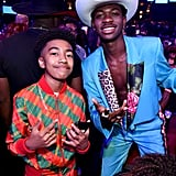 Miles Brown and Lil Nas X